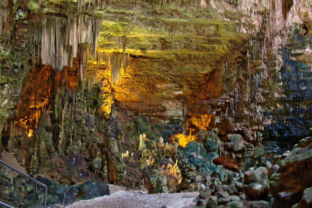 Castellana Grotte - Veduta